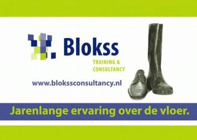 Blokss TC-9 logo met jarenlange ervaring